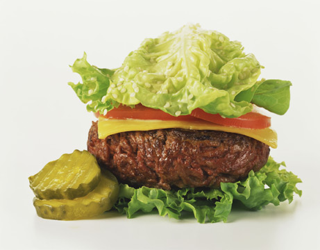 Low Carb Burger