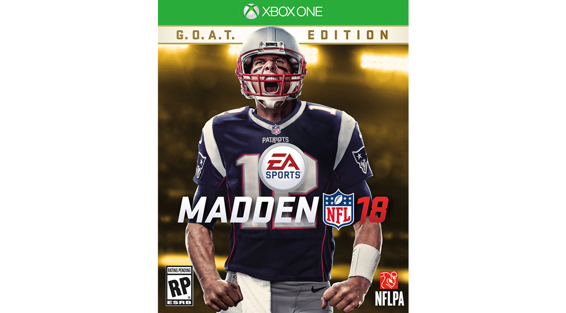 New Madden 18 Cover