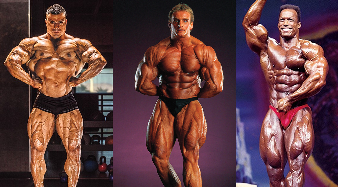 The 10 Most Shredded Physiques of All Time