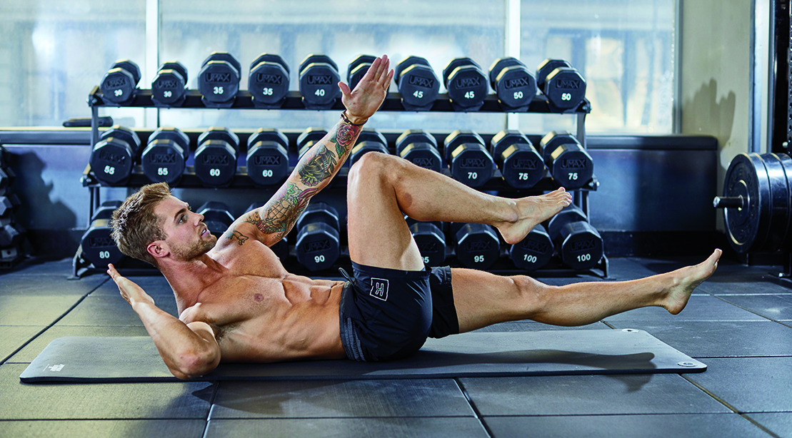 The HIIT Routines to Torch 5 Percent Body Fat