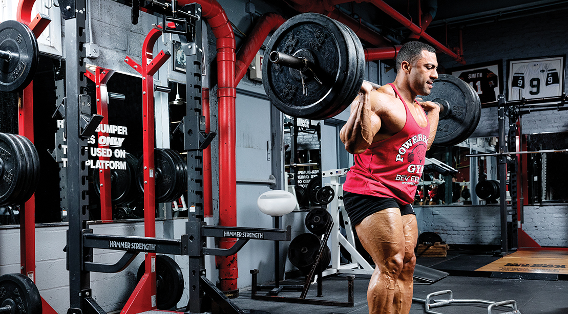 4 Powerful Moves for Huge Legs