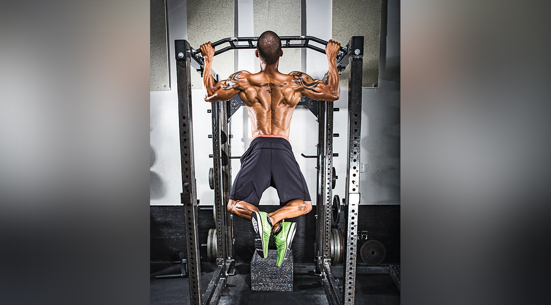The 3-Round Body-Weight Circuit for Strength and Size