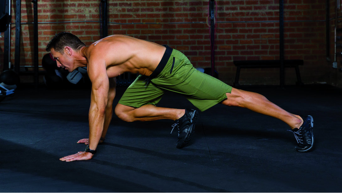 Muscle in a Snap: Cardio and Strength Workout