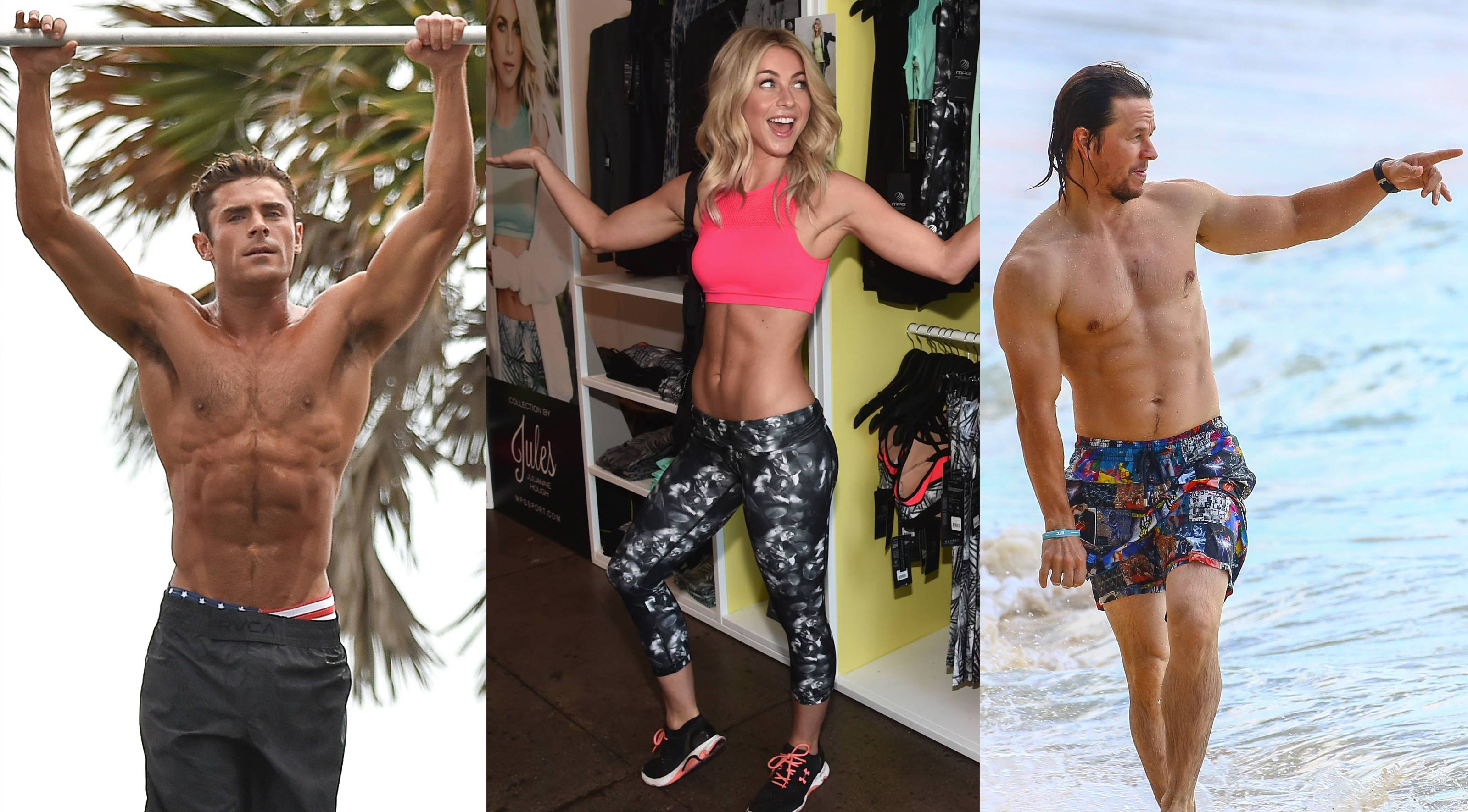6 hardcore abs tips from Hollywood superstars