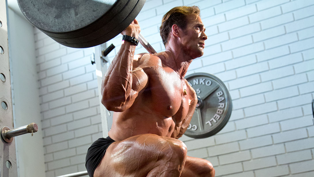 Bulk Up Your Legs With German Volume Training