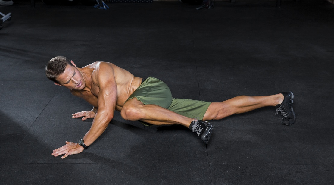 The Major Muscle Bodyweight Routine