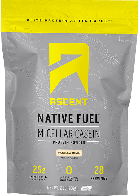 Ascent Protein Native Fuel Micellar Casein
