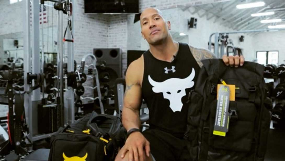 The Rock Shares Details On  Project Rock  with Under Armour  7f3aa9bf01714