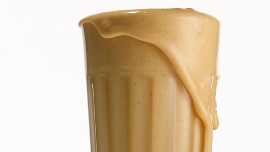 Fuel Up: Pumpkin Spice Protein Shake