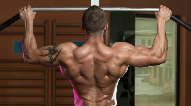 3 Full-Body Workouts for Size
