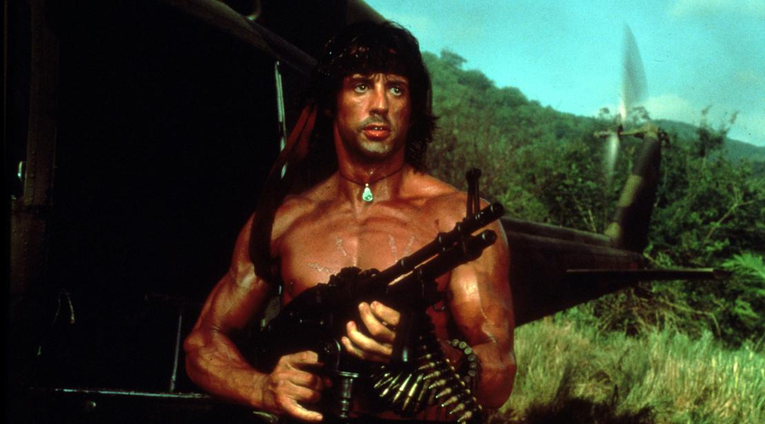 Sylvester Stallone's 'Rambo' Prequel Idea
