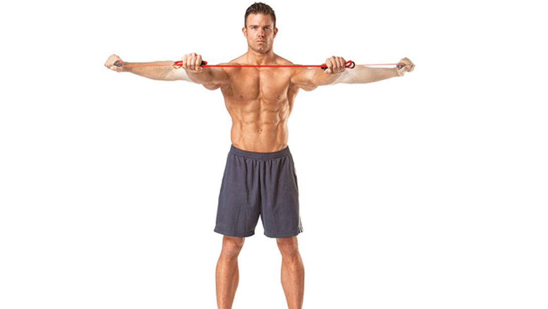 3 Unique Resistance Band Exercises Muscle Fitness