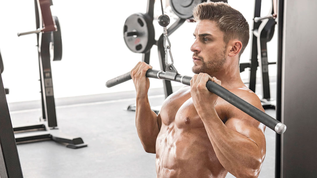 The Best Change Up Back Workout Muscle Amp Fitness