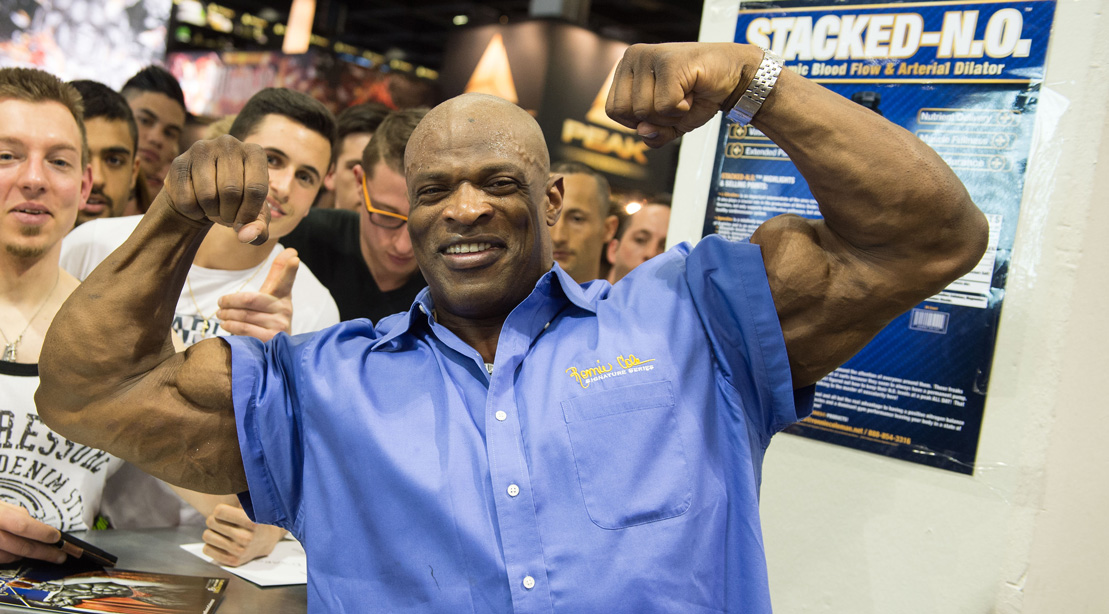 "Ronnie Coleman Updates His Health: ""I Don't Know If I'll Be Able to Walk"""