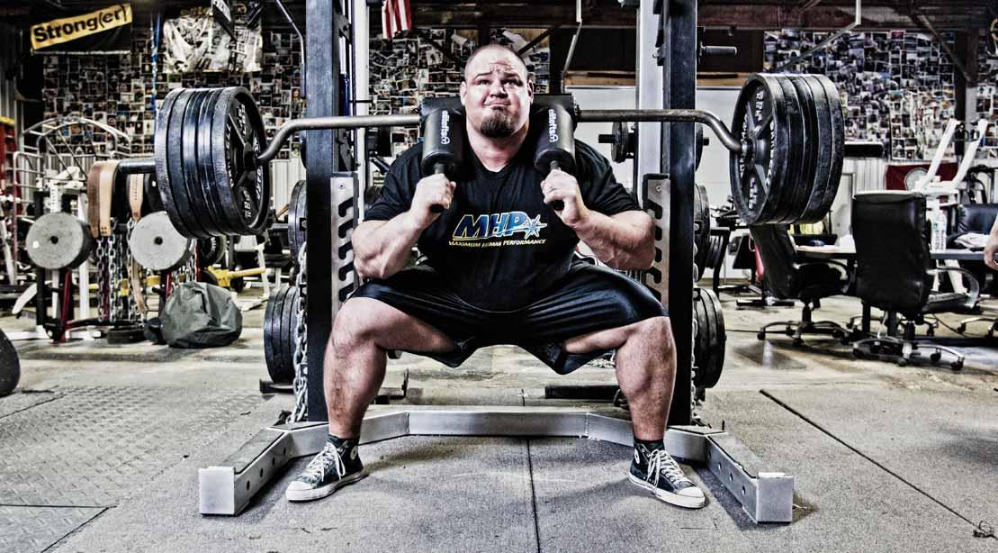 8 Greatest Strongman Exercises