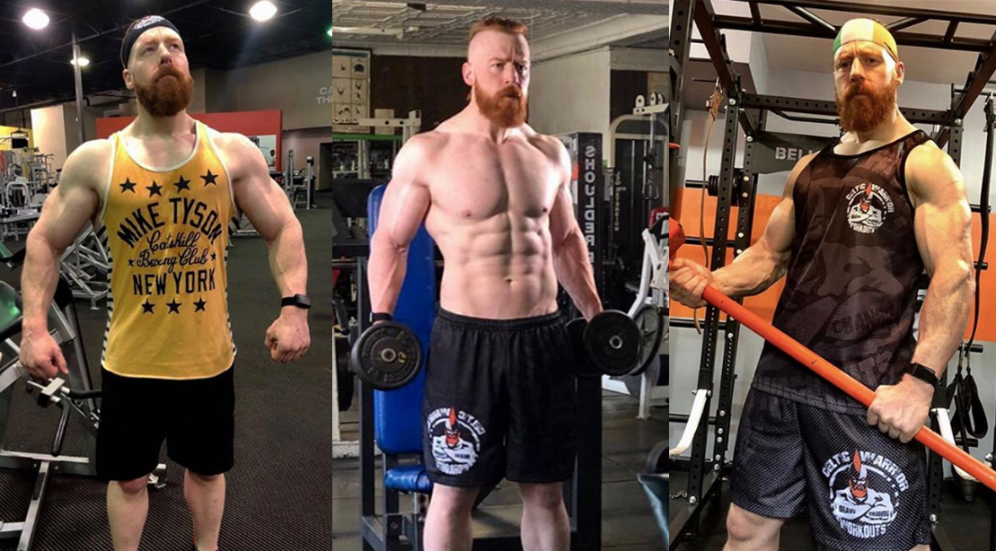 10 Things We Can Learn From WWE Superstar Sheamus's Celtic Warrior Workouts