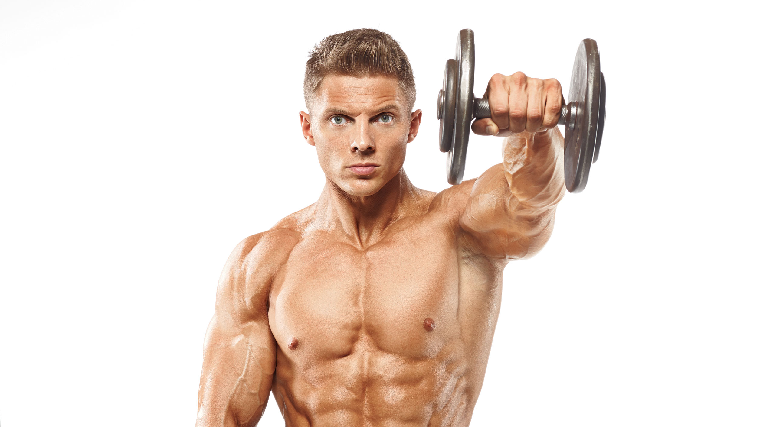 Get in Peak Condition WIth the 7-Day Shred
