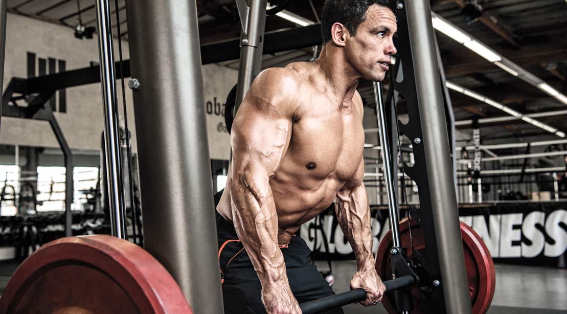 5 Exercises to Build Tremendous Traps