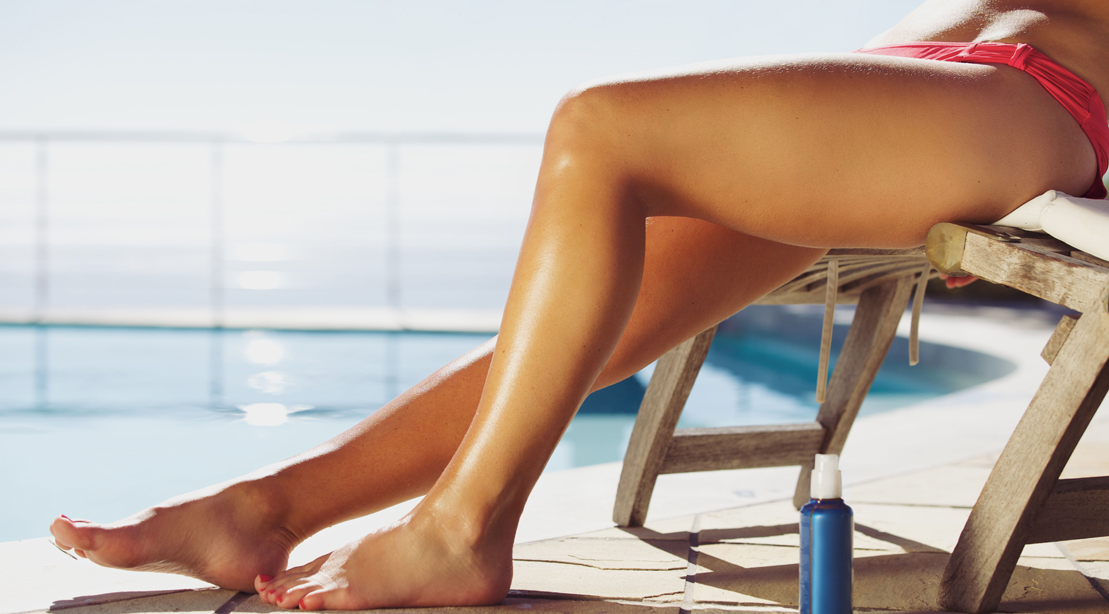 Smooth Legs for the Summer