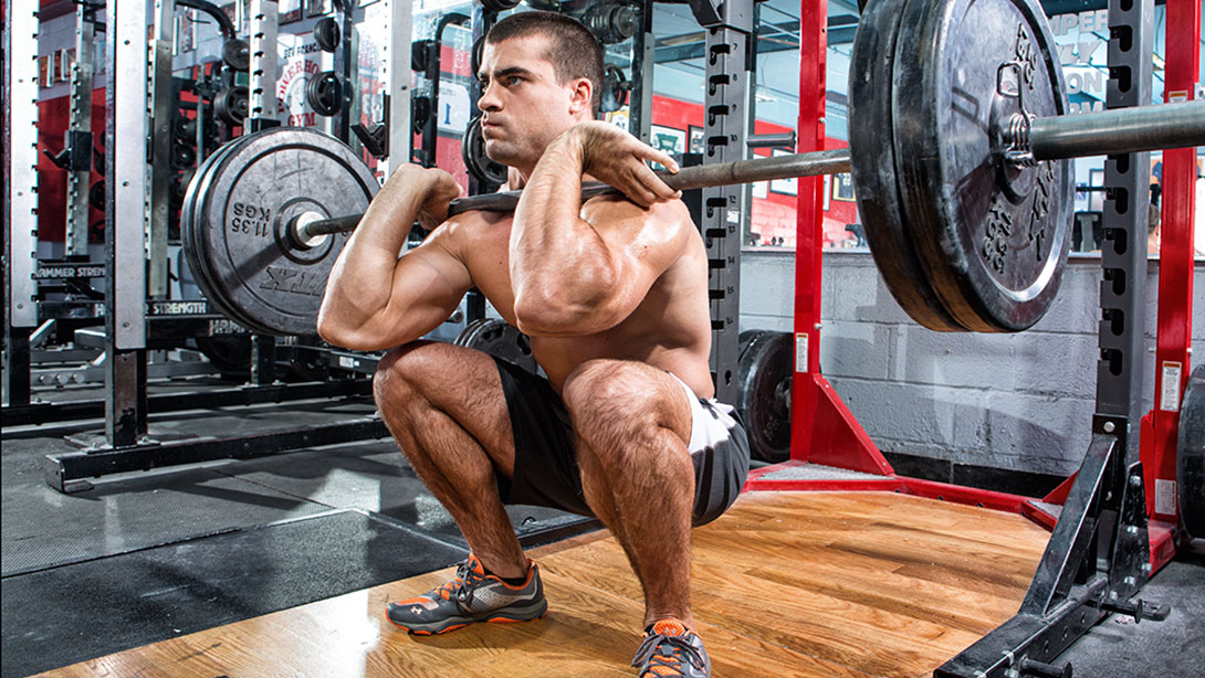 20-Minutes to Massive Legs Workout