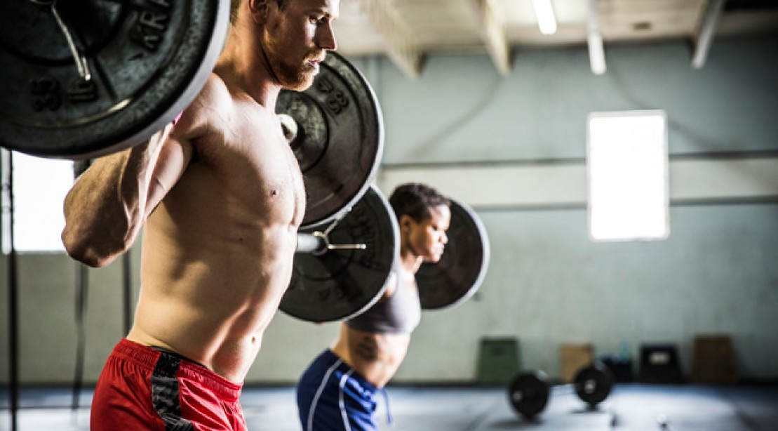 Get Crushed: The Fat Torching Muscle Blaster