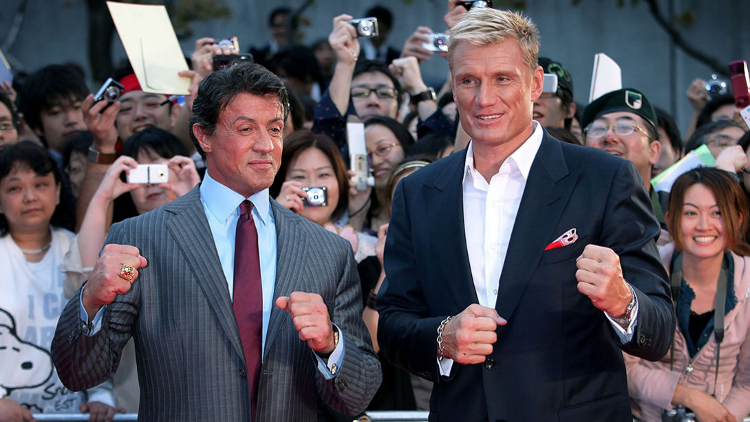 Stallone, Lundgren and Van Damme Moving Forward with ...