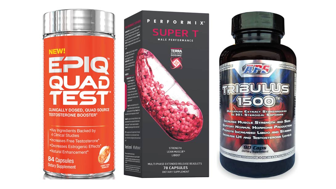 what does testosterone booster do for working out