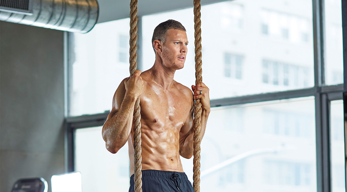 Actor Tom Hopper's Advice for Looking and Feeling Better Than Ever