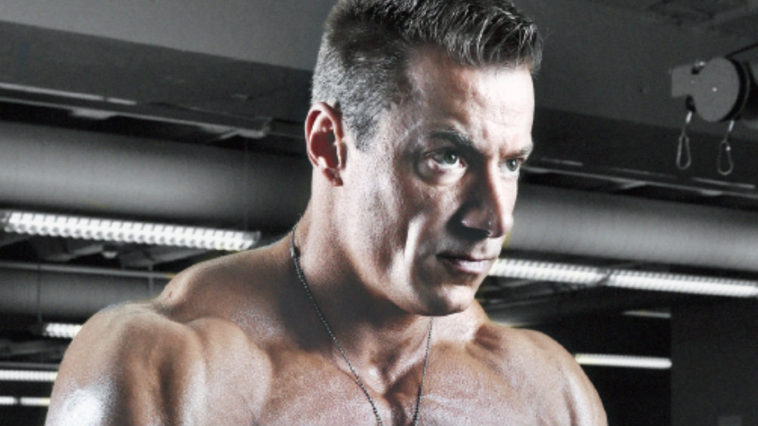 Train Over 40: Chest Exhaustion Workout