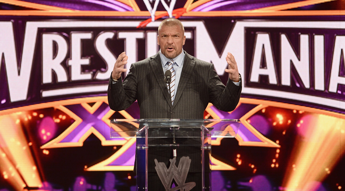 Triple H: Remaking the Game