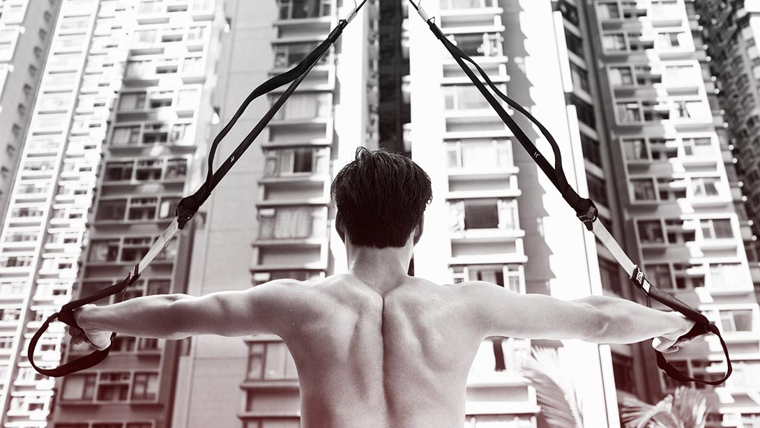 TRX of the Trade: The Pure TRX Workout