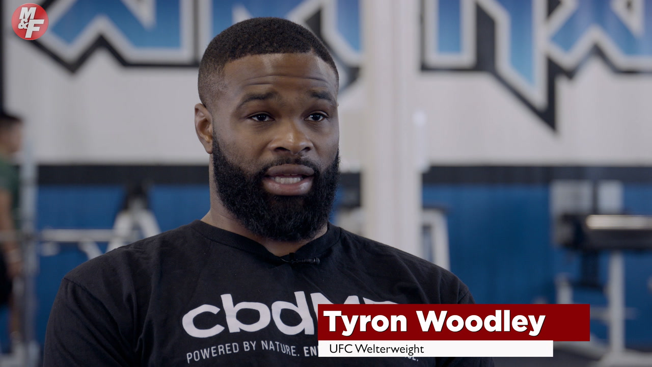 Tyron Woodley Talks His Next Fight, Cutting Weight, and Retirement