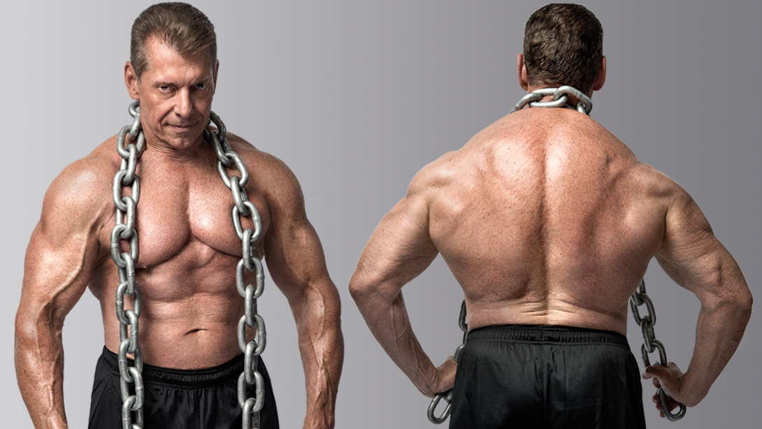 Vince McMahon's Back to Business Workout
