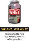 weight loss whey