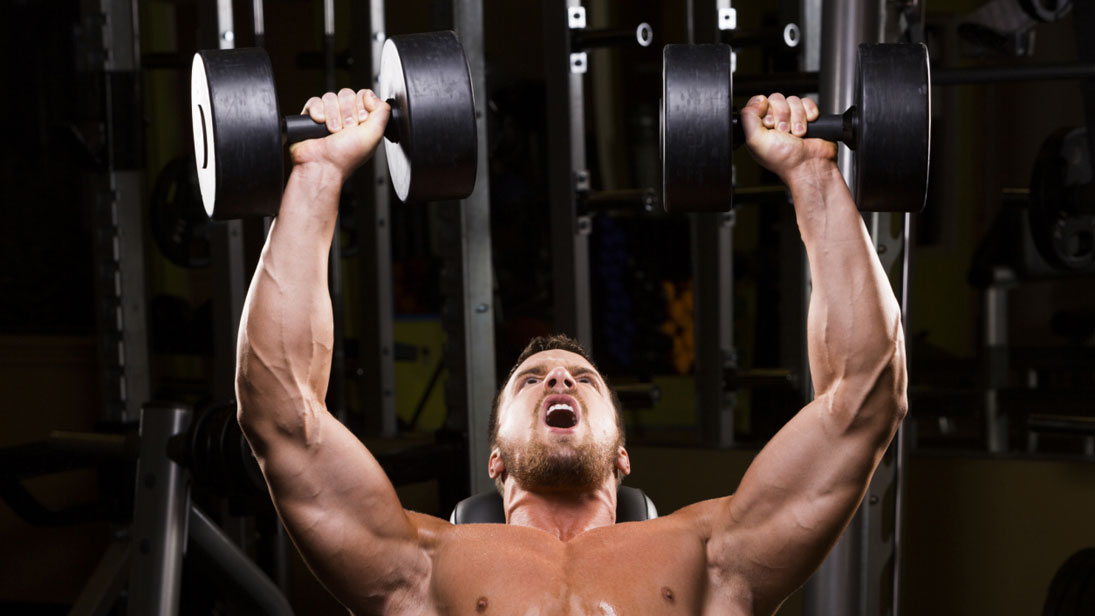 from string bean to brick house: bulking 101 incline bench