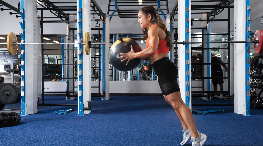 5 Explosive Moves for an Effective Warmup