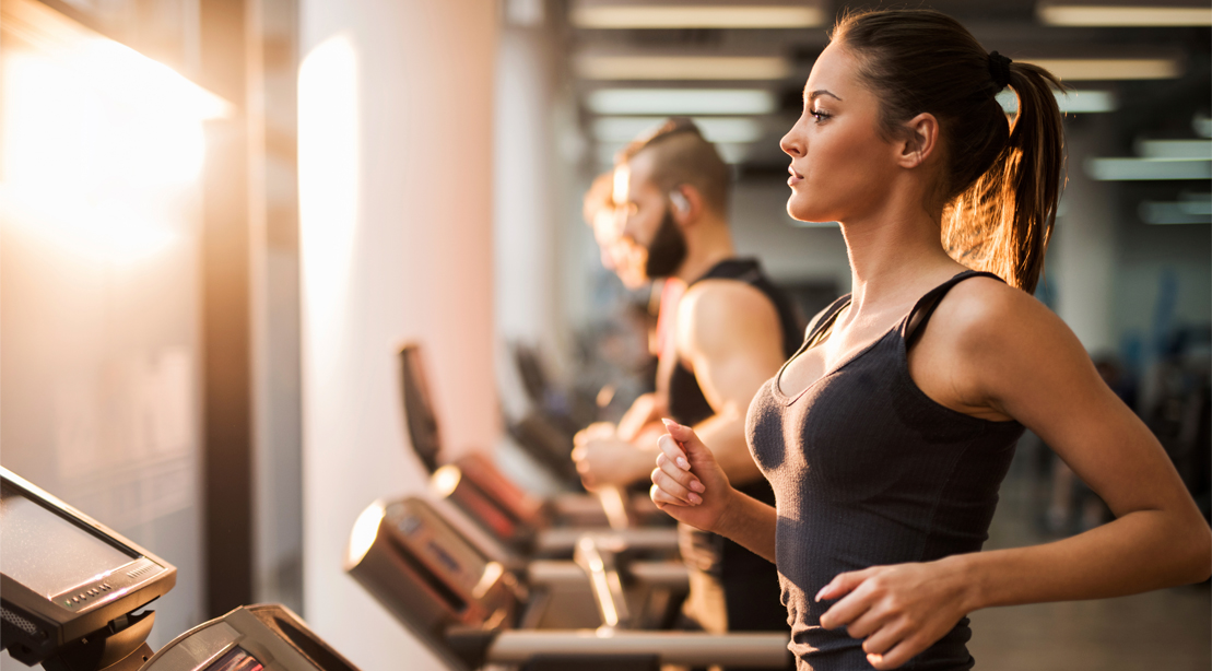 Equinox's Fat-Burning Interval Training Workout