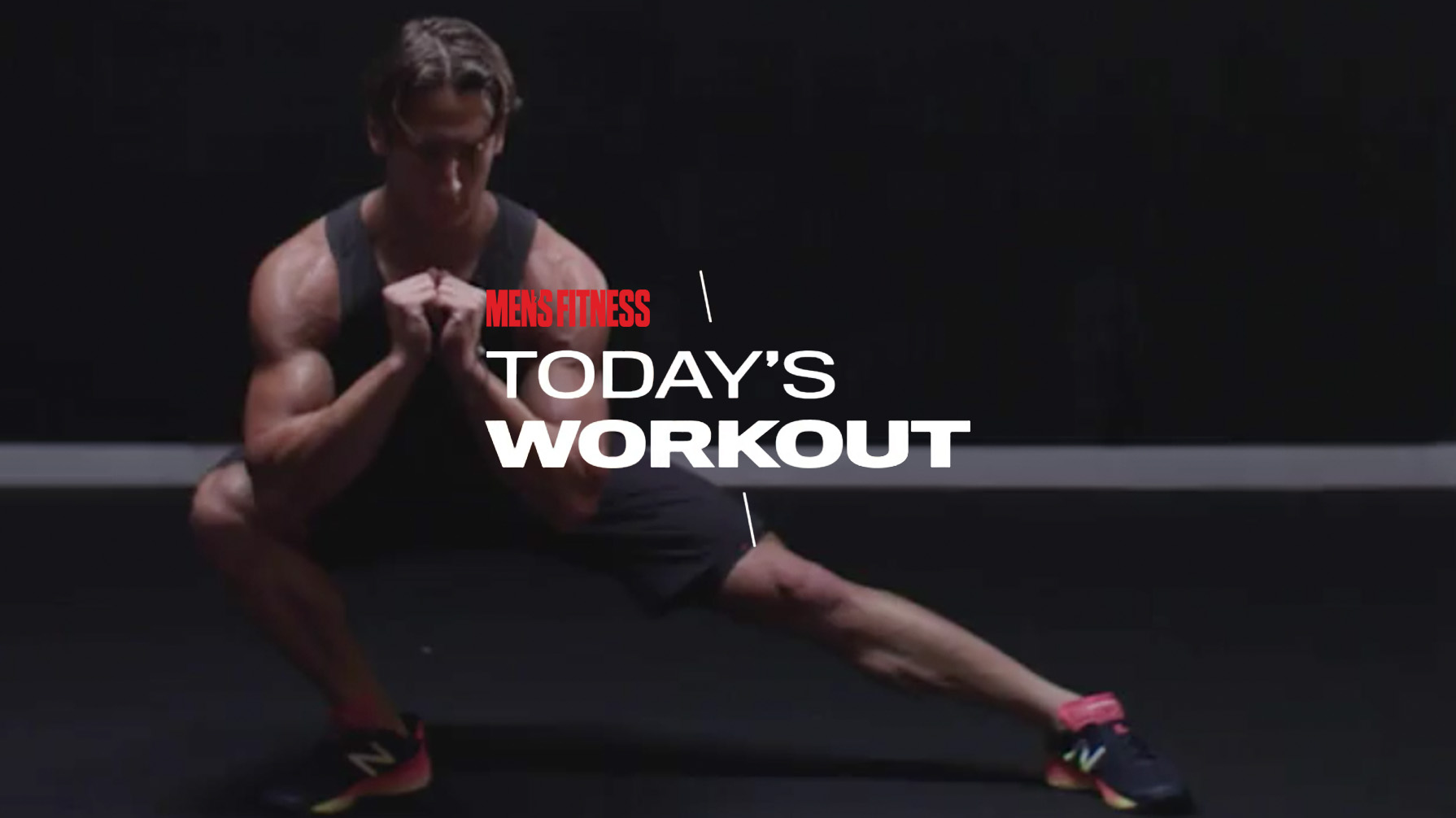 Today's Workout 3: The circuit to torch your lower body