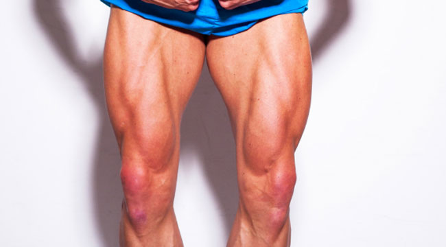 Muscle in Minutes: Legs| Muscle & Fitness