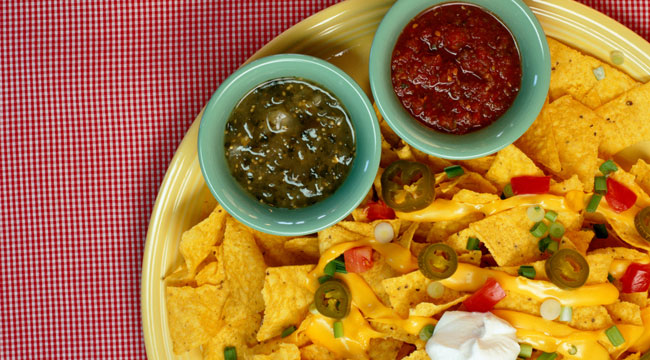 Best snacks for bodybuilding diet - Loaded nachos