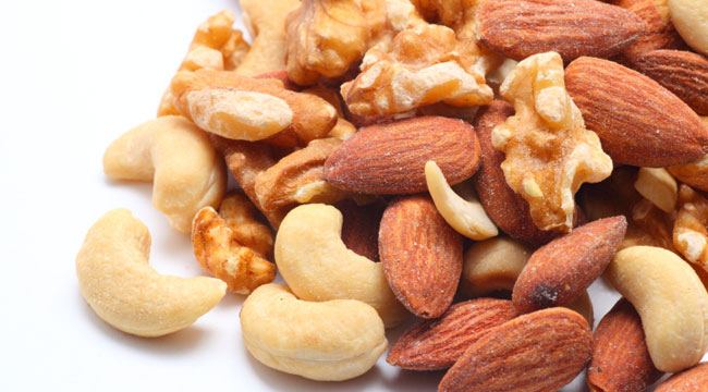 Go Nuts for Protein and Healthy Fats