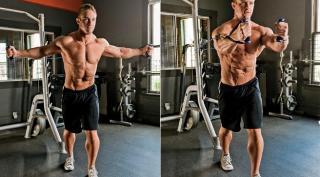 Side Fat Workout Love Handles Men