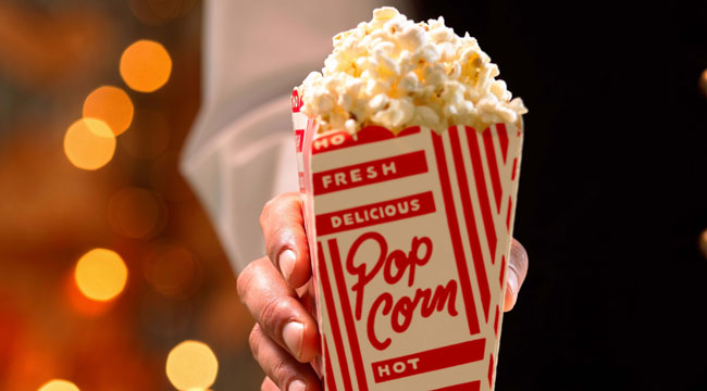 Best Snacks for Bodybuilding Diet - Popcorn