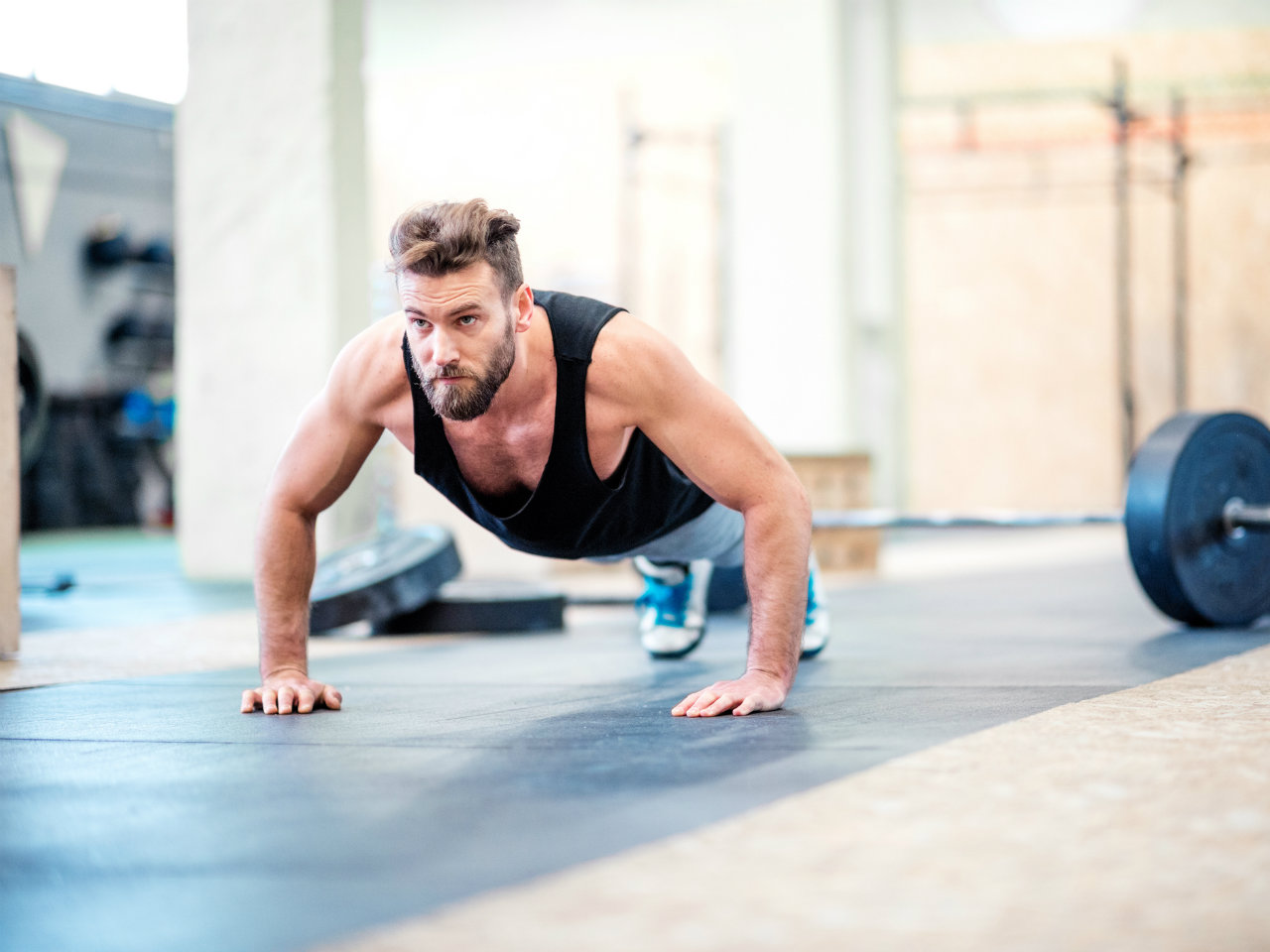 The 10-minute holiday workout routine