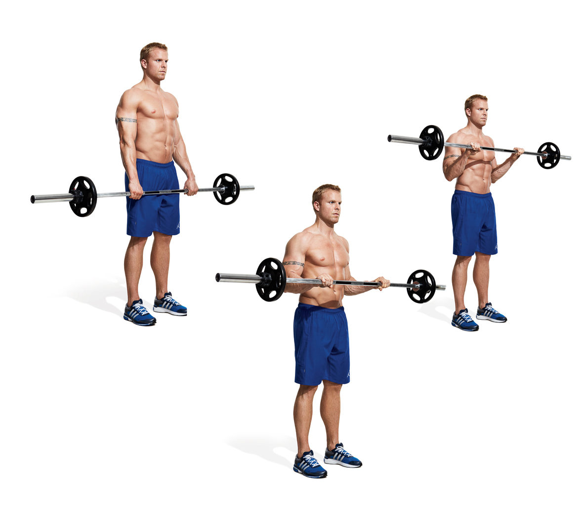Reverse Curl 21 Video - Watch Proper Form, Get Tips & More ...