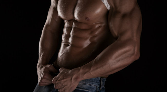 Six Moves for a Shredded Six-Pack