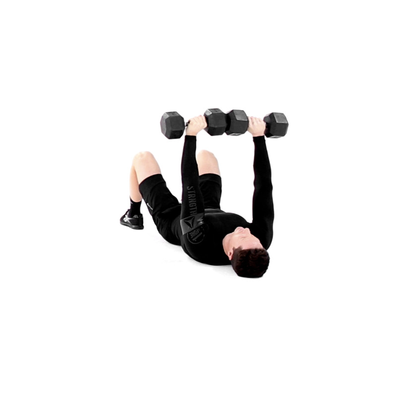 Exercise Of The Week Dumbbell Floor Press