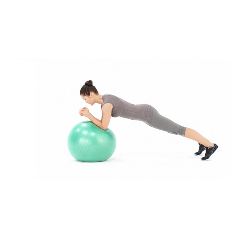 Plank Using Fit Ball And Bosu Ball: Watch Proper Form, Get Tips