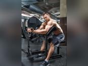 Biceps Machine Curl thumbnail