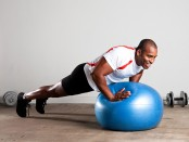 Exercise Ball Pushup thumbnail
